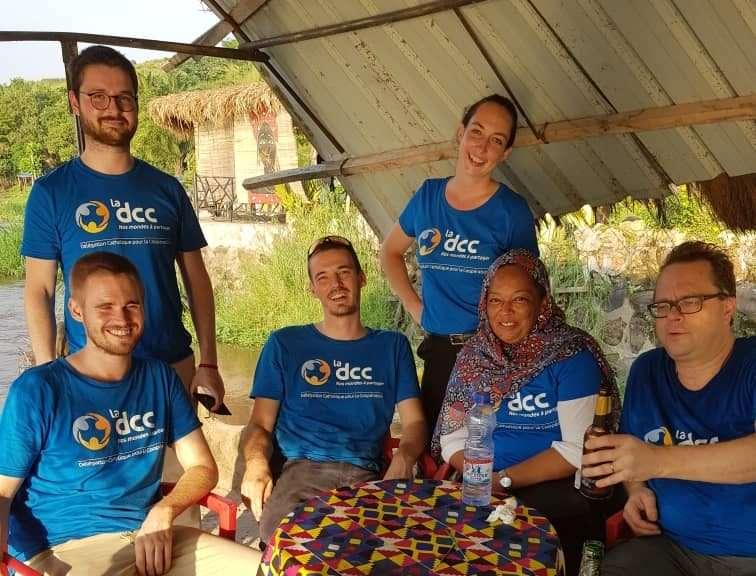 volontaires RDC